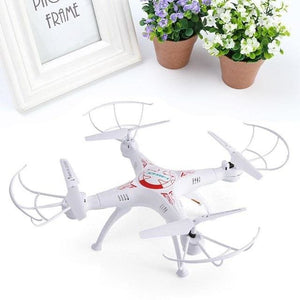 New 4 Axis Quadcopter Drone Time WIFI Camera Headless Wifi Wireless Remote Control  2MP FPV RC - MBMCITY
