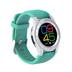 NO.1 G8 Smartwatchs Bluetooth Heart Rate Monitor 4.0 SIM Card Call Message Reminder Smart Lurches.