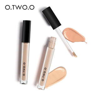 O.TWO.O 4 Colors Face Contour Makeup Liquid Concealer Base Makeup Face Foundation Brand Liquid