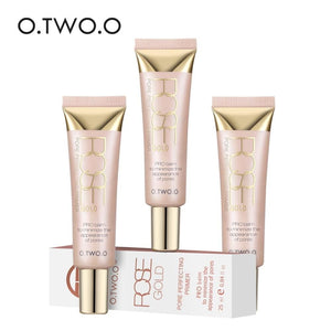 O.TWO.O Face Primer Make Up Base Foundation Primer Makeup Oil-Control Moisturizing Face Smoothing - MBMCITY