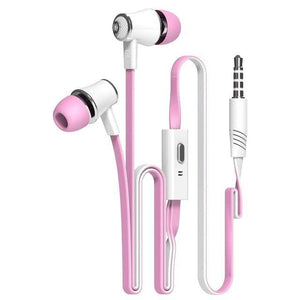 Official Original Langsdom JM21 In-ear Earphone Colorful Headset Hifi Earbuds Bass Earphones High - MBMCITY