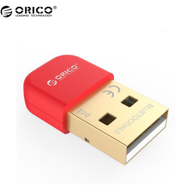 ORICO BTA-403 USB Bluetooth Adapter 4.0 Portable Bluetooth 4.0 Adapter for Win 7/8/10 - MBMCITY
