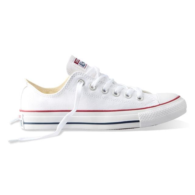 Original Converse all star men's and women's sneakers for men women canvas shoes all black low