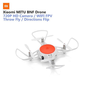 Original Xiaomi MITU WIFI FPV 360 Tumbling RC Drone with 720P HD Camera Multi-machine Infrared - MBMCITY