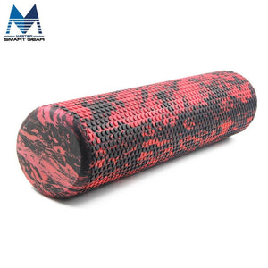 Pilates Foam Roller 60Cm Trigger Point Eva Massage Roller Muscle Tissue Fitness Gym Yoga Pilates