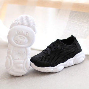 Sneakers Kids Shoes Antislip Soft Bottom Baby Sneaker 2020 Casual Flat Sneakers Shoes Children size Girls Boys Sports Shoes - MBMCITY