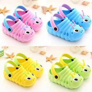 News Summer baby shoes sandals 1-5  years old boys girls beach shoes breathable soft fashion sports shoes high quality kids shoe
