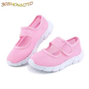 Kids Summer Shoes For Boys Girls Children Beach Sandals Air Mesh Breathable Soft Light High Quality Cheap Candy Colors Sandals
