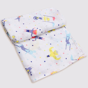 60*60 Bamboo Cotton Baby Blankets Newborn Super Soft Multi-use Bebe Swaddle Muslin Infant Gauze Both Towel Baby Warp Baby Stuff.