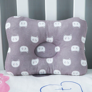 Muslinlife 1Pcs Bedding Baby Kids Pillow Anti Roll Sleeping Pillow Neck Head Baby Pillow Multifunctional Dropship.