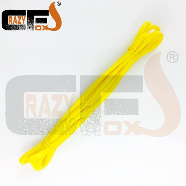 Pull Up Band / Rubber Band / Resistance Band For Strength / Xrossfit Resistance Loop Band Yellow