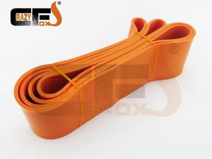 Pull Up Band / Rubber Band / Resistance Band For Strength / Xrossfit Resistance Loop Band Orange
