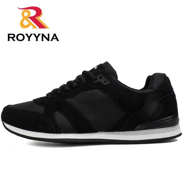 ROYYNA Spring Autumn New Style Men Casual Shoes Lace Up Breathable Comfortable Men Shoes Sapatos - MBMCITY
