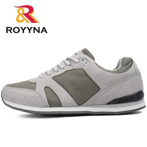 ROYYNA Spring Autumn New Style Men Casual Shoes Lace Up Breathable Comfortable Men Shoes Sapatos
