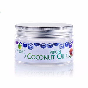 Ship From RU 100ML VIRGIN Coconut Oil Natural Healthy Oil for Aromatherapy Hair&Skin Care /Makeup