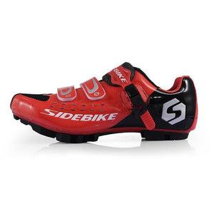 SIDEBIKE Professional Athletic Bicycle Sports Shoes Cycling MTB Bike Shoes Mountain Shoes Unisex MTB