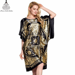 Sleepwear Robe Pyjama Women Robe Female nightwear Home Clothing Bathrobe Nightdress Nightgowns - MBMCITY