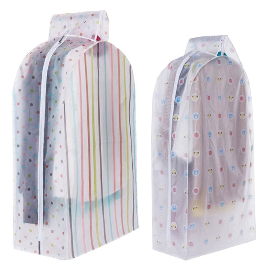 Storage Bag Case for Clothes Organizador Garment Suit Coat Dust Cover Protector Wardrobe Storage Bag