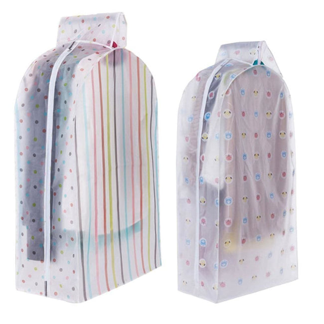 Storage Bag Case for Clothes Organizador Garment Suit Coat Dust Cover Protector Wardrobe Storage Bag - MBMCITY