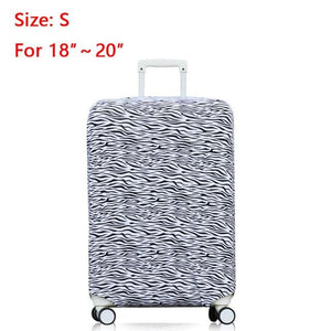 Suitcase Cases Travel Protective Covers For Suitcases Elastic Luggage Cover Protector Apply To 18-32 Russia Love Xl / Russian Federation