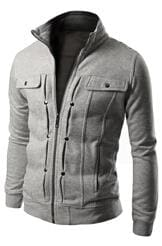 TANGNEST Handsome Top Slim Men Sweatshirt Casual Men Tracksuits Comfortable Popular For Male 5.