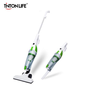 TINTON LIFE Ultra Quiet Mini Home Rod Vacuum Cleaner Portable Dust Collector Home Aspirator Handheld.