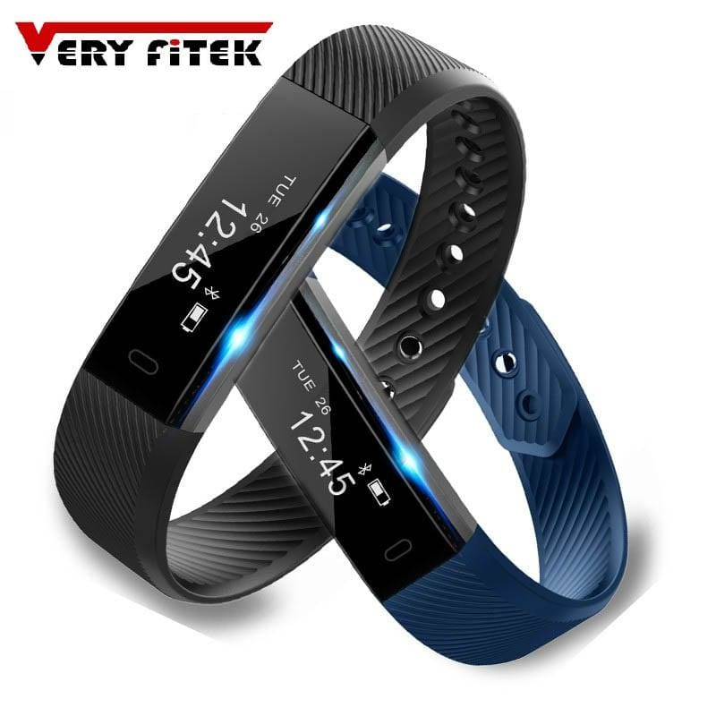 TK47 Smart Wristband Fitness Tracker Band Bluetooth Sleep Monitor Watch Sport Bracelet for ios