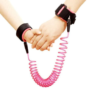 Toddler Baby Kids Safety Harness Child Leash Anti Lost Wrist Link Traction Rope Anti Lost Bracelet