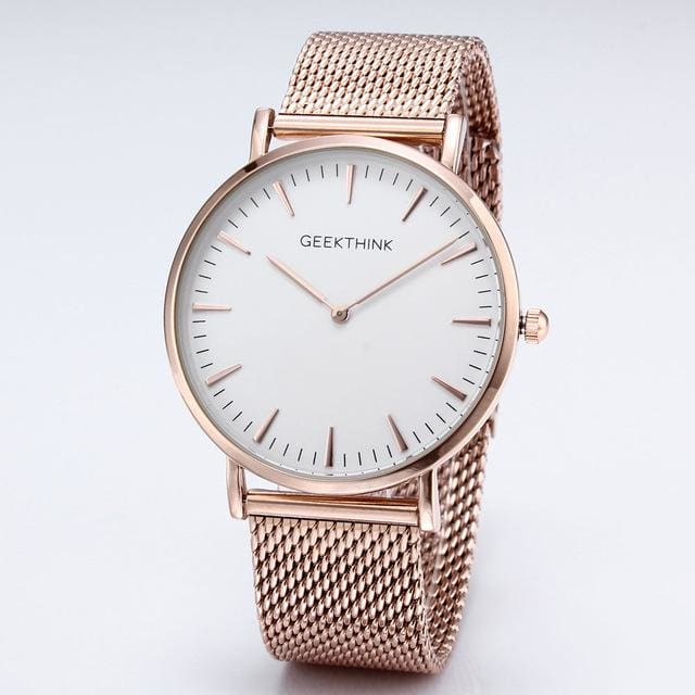 Top Brand Luxury Quartz Watch Men Casual Black Japan Quartz-Watch Stainless Steel Wooden Face Ultra Rgw With Box