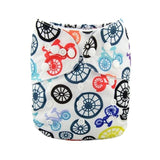 U Pick Alvababy Washable 1pc Cloth Diaper with 1pc Microfiber Insert Reusable Baby Cloth Nappy for - MBMCITY