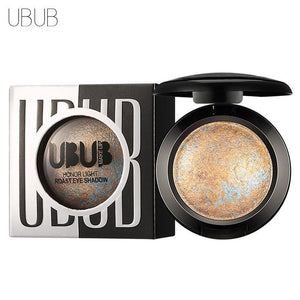 UBUB 15 Color Professional Nude Eye Shadow Palette Makeup Matte Shadows Make Up Pigment Glitter Eyes.