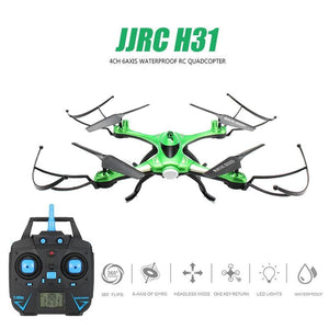 Waterproof Drone JJRC H31 No Camera Or With Camera Or Wifi FPV Camera Headless Mode RC Helicopter