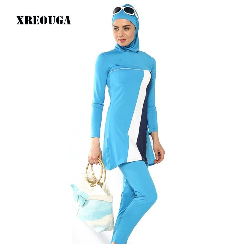 ced11b45c103 perfect xreouga sxl jilbabs abayas plus size muslim swimwear modest arabic  clothing muslim women mbmcity with
