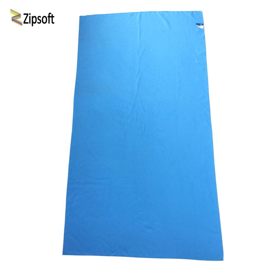 Zipsoft Brand Beach towel Microfiber Travel Fabric Quick Drying outdoors Sports Swimming Camping