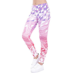 Zohra Printed Women Freeride Deer Dots Legging High Waist Legins Elastic Silm Fit Women Pants.