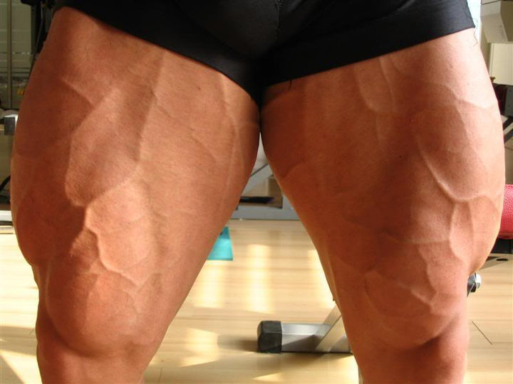 MASS Building Leg Workouts