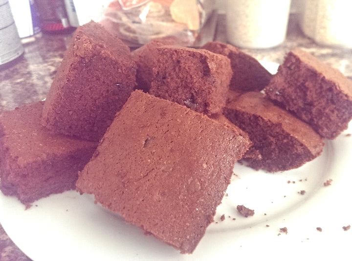 Delicious Protein Brownies