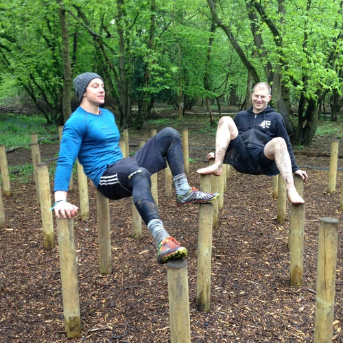 Obstacle Racing - At The Wild Forest Gym
