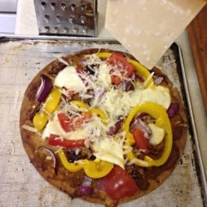 Guilt Free Spelt Pizzas Made With Biona Organic