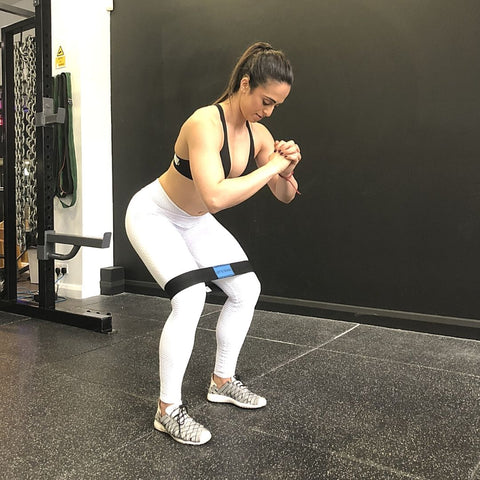 Band Lateral Walk