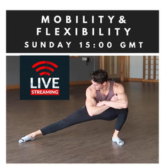 Live workouts mobility