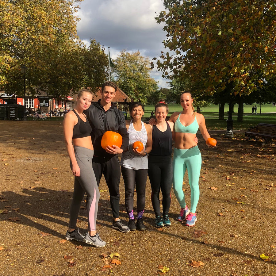 Winter Warmer Workout 23/11/19