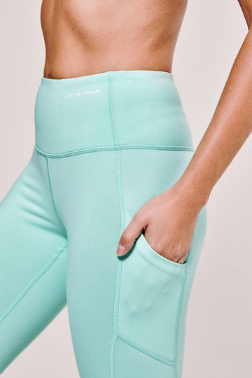 Legging in Mint