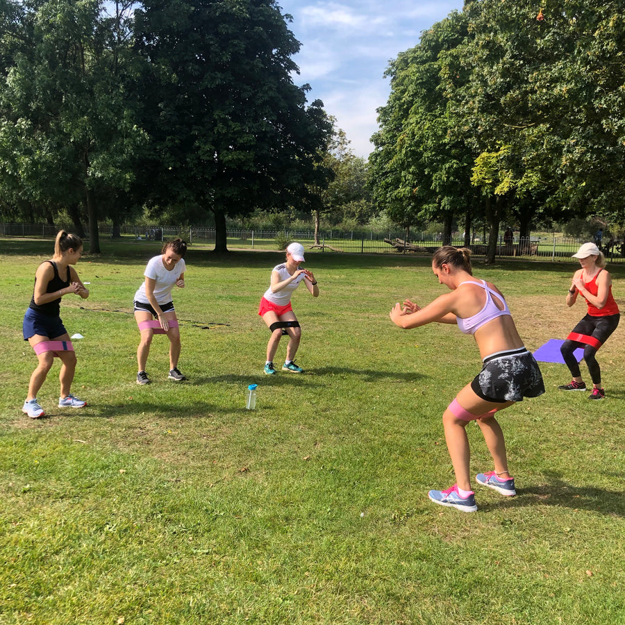 Halloween  Free Workout 19/10/19