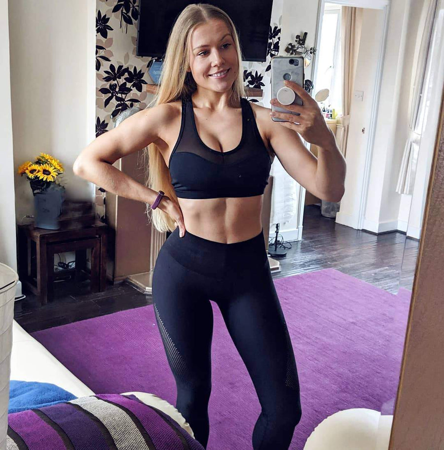 Home Workout Plan 8 Weeks
