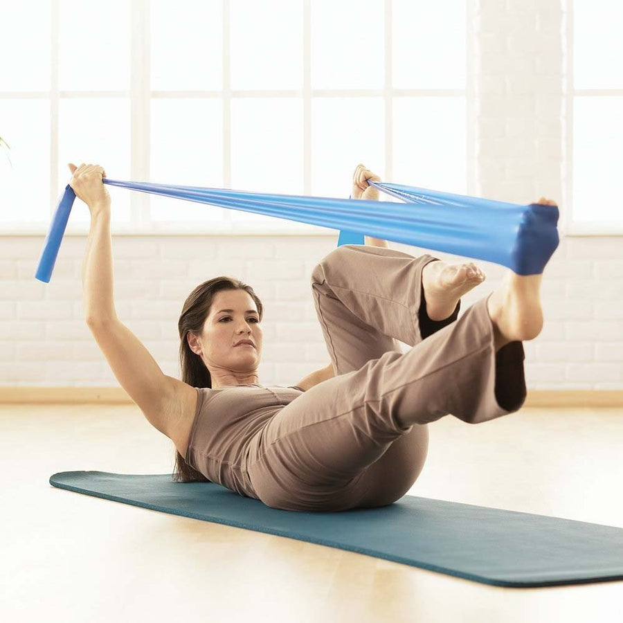 Pilates Resistance Bands 3 Pack