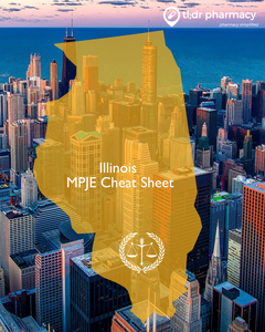 MPJE Cheat Sheet: Illinois