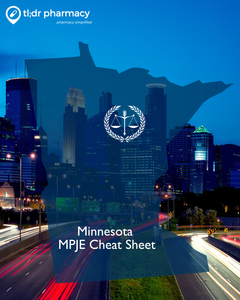 MPJE Cheat Sheet: Minnesota