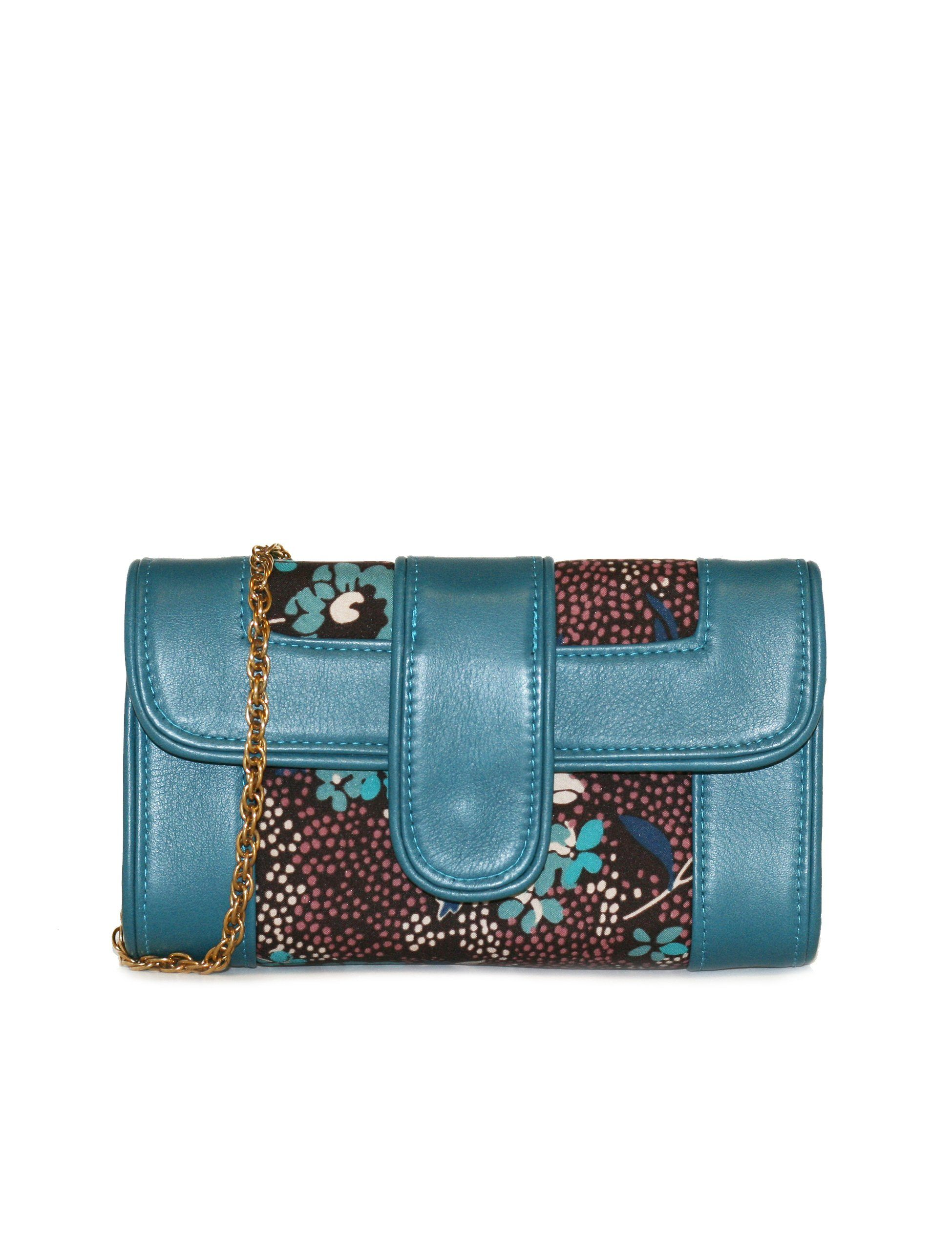 Hermosa Crossbody (teal)