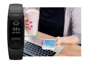 Smart Band ID107 Plus GPS